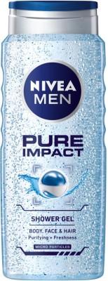 Nivea Men Pure Impact Shower Gel