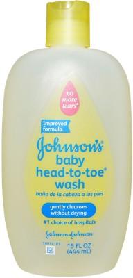 Johnson & Johnson Head To Toe Wash