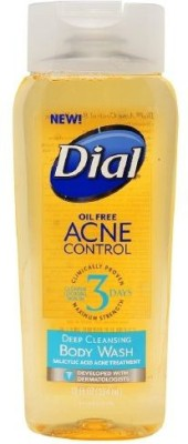 Dial Acne Control Deep Cleansing 354