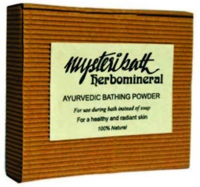 Mysteribath Ayurvedic Clay Bathing powder