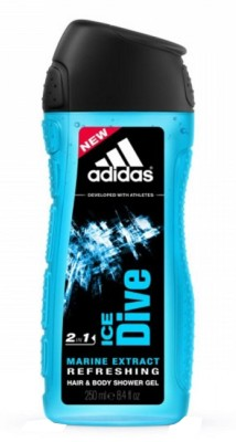 Adidas Ice Dive Shower Gel(250 ml)