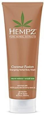 Hempz Herbal Pearl White Coconut Fusion Fluid