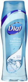Dial All Day Freshness Antibacterial Body Wash with Moisturizers
