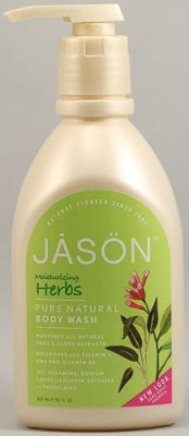 Jason Pure Natural Body Wash Moisturizing Herbs