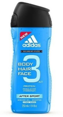 Adidas Rebalance Hydration After Sport Body Hair Face Imported