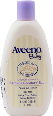 Aveeno Calming Comfort Bath(236 ml)