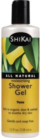 ShiKai Moisturizing Shower Gel Yuzu 12 oz.(238 ml)