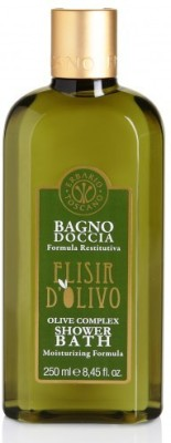 Erbario Toscano Organic Tuscan Olive Shower And Bath Gel