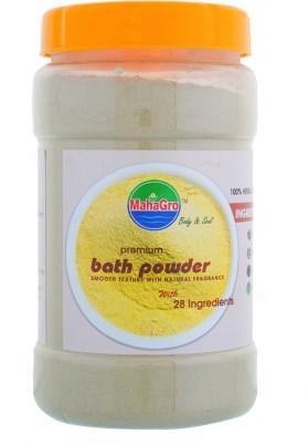 MahaGro 100% Organic Bath Powder