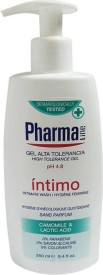 Pharma Line Intimate wash high Tolerange Woman gel(250 ml)