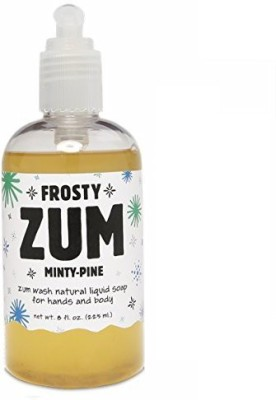 Indigo Wild Frosty Zum Wash MintyPine Fluid