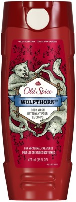 Old Spice Wolfthorn Body Wash