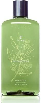Thymes Liquid Foaming Bath Eucalyptus Bottle