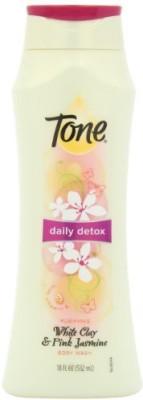 T.One Tone Daily DetoxWhite Clay & Pink jasmine