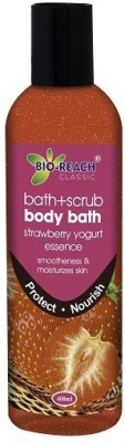 BIO REACH STRAWBERRY YOGURT ESSENCE BODY BATH