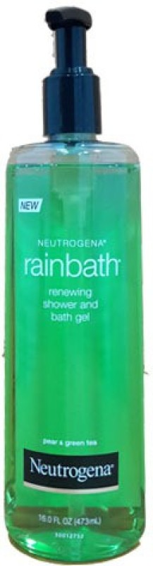 Neutrogena Rainbtath Pear & Green Tea Imported(473 ml)