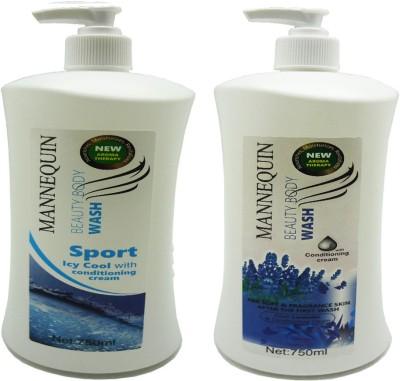 Mannequin Sports,Lavender Body Wash