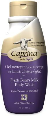 Caprina Body Wash with Shea Butter
