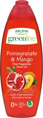 Aroma Care Pomegranate And Mongo Shower Gel