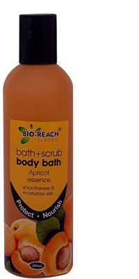 BIO REACH APRICOT ESSENCE BODY BATH