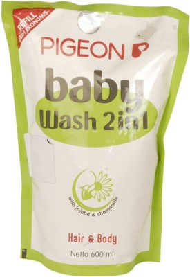 Pigeon Baby Wash Refill