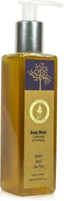 Vedic Concepts Herbal Body Wash - Green Tea & Aloe Vera