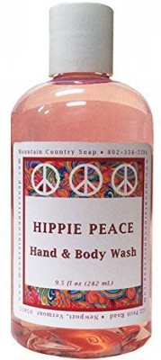 Mountain Country Soap Hippie Peace Nag Champa