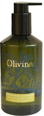 Olivina Hand and Meyer Lemon