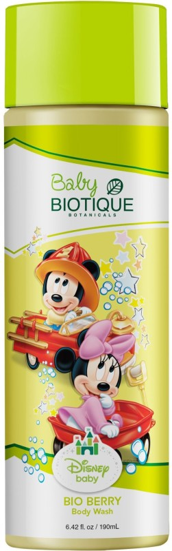 Biotique Bio Berry Body Wash(190 ml)