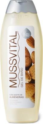 Mussvital Almond Oil Shower Gel