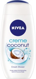 Nivea Coconut Creme Shower Gel