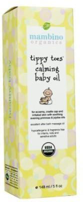 Mambino Organics Tippy Toes Organic Baby Oil Fluid