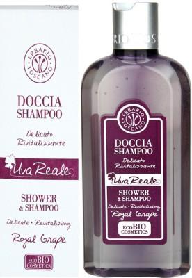 Erbario Toscano Italian Royal Grape Shower & Shampoo
