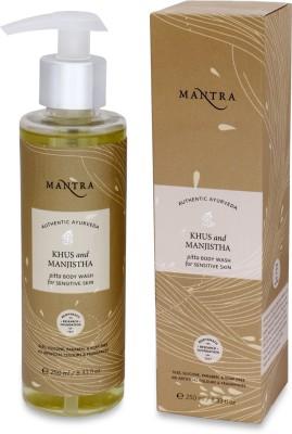 Mantra Khus and Manjistha Pitta Body wash