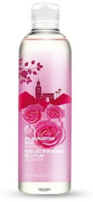 The Body Shop Atlas Mountain Rose Shower Gel(250 ml)
