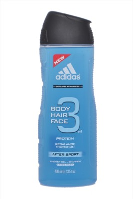 Adidas Body Hair Face 3 In 1 Protien After Sport