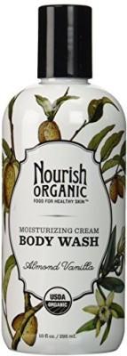 Nourish Organic Almond Vanilla Fluid