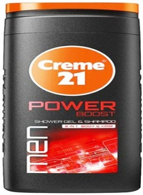 Creme21 Shower Gel & Shampoo Power Boost
