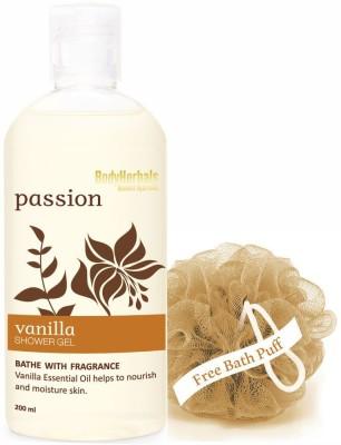 BodyHerbals Vanilla Shower Gel