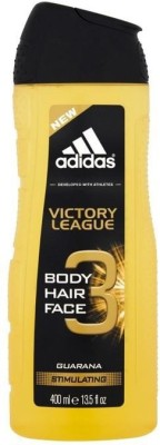 Adidas Victory Leauge Body, Hair & Face 3 -in-1