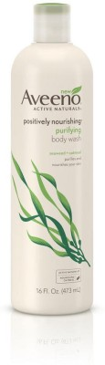 Aveeno Body Wash Positively Nourishing