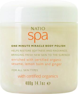Natio Spa One Minute Miracle Body Polish