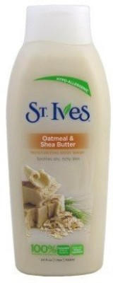 St. Ives St Ives Oatmeal & Shea Butter 3 Pack