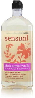 Bath & Body Works Bath Body Works Aromatherapy Sensual Black Currant Vanilla Foam Bath