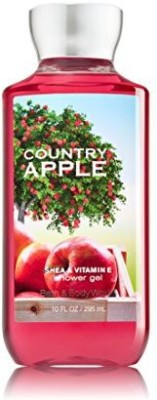 Bath & Body Works Bath and Body Works Country Apple Signature Collection Bottle