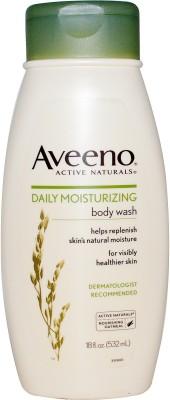 Aveeno Daily Moisturizing Body Wash Skin Natural Moisture Imported