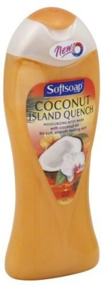 Softsoap Moisturizing Coconut Island Quench
