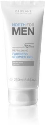 Oriflame North For Men Shower Gel