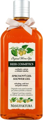 Manufaktura Refreshing Beer Shower Gel