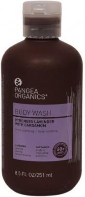 Pangea Organics Pyrenees Lavender with Cardamom Body Wash